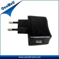 Buy cheap universal usb wall mount 5V1A power adapter product