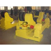 Buy cheap Self Adjustment Welding Rotator For Turkey Market 10 20 40 60 Ton from wholesalers