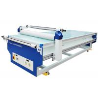 Buy cheap Flatbed Sign Making Wide Format Roll To Roll Hot Lamination Machine Multi Function Infrared Heating product