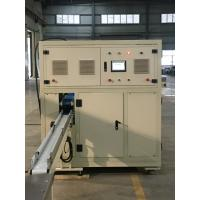 Quality Touch Screen Facial Hand Towel Machine , Connect Log Saw And Single Packing for sale