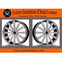 Buy cheap Susha Wheels- Hyper Silver Forged Wheels 100- 139.7mm Styling Caps 0- 75mm ET product