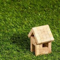 Buy cheap Pu Back Pet Friendly Fake Lawn / Artificial Leisure Grass High Performance product