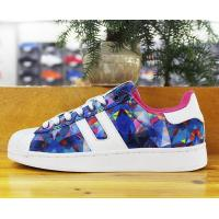 Buy cheap 36-41 canvas upper rubber outsole printing casual skateboard shoes for women from wholesalers