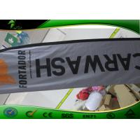 Buy cheap Advertising Beach Outdoor Flag Banners Double or Single Printed product
