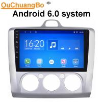 Buy cheap Ouchuangbo car radio stereo multi android 6.0 for Ford Focus 2005-2011 with SWC gps navi 1080P Video 4 Cores from wholesalers