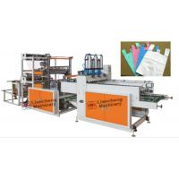 Buy cheap Model LC-BS 1000x4 cold cutting bag machine  with auto T-shirt puncher product