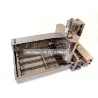 Buy cheap 4 Rows Electric Donut Making Machine 2000w Power product