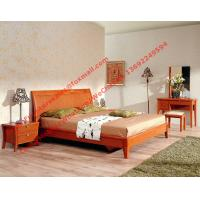 Buy cheap Whole set of MDF melamine panel with solid wood Apartment bedroom furniture in cheap price from China millwork manufactu from wholesalers