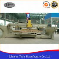Buy cheap Automatic Marble / Granite / Stone Cutting Machine High Precision from wholesalers