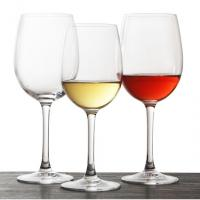 Buy cheap 580ML crystal stemware wine glasses wholesale product