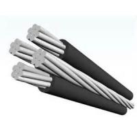 Buy cheap 0.6/1kv Duplex Service Drop ABC Cable Wire product