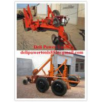 China  Cable Reel Trailer,Reel Cable Trailer,Pulley Carrier Trailer, Pulley Trailer  for sale