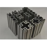 Buy cheap 4590 Manufacture 99% pure t slot aluminum extrusion, alloy 6063 industrial from wholesalers
