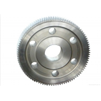 Buy cheap Ra 0.8 Odm Gear Forged Wheels Oem By Provided Drawing product