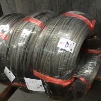 Buy cheap Durable Bending Spring Steel Wire , Stable Carbon Steel Spring Wire product