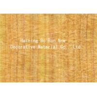 Buy cheap Removable Interior Decoration Film , UV Surface Wood Grain Laminate Film product