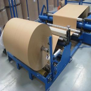 China High Output Kraft Paper Slitting Machine HX-FQ-2701 18.5KW Paper Rewinder Machine on sale