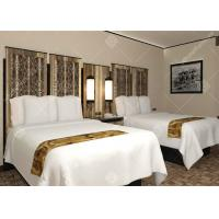 Buy cheap Full Size Five Star Hotel Furniture , Luxury Contemporary Bedroom Furniture Sets product