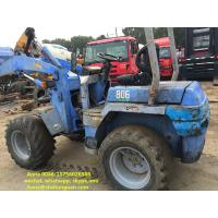 Buy cheap Japan Made Used Mini Wheel Loader 2960 Working Hours For Container product