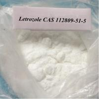 Buy cheap High Purity Steroids Powders Letrozole Aromatase Inhibitor Antiestrogen Powders CAS 112809-51-5 product