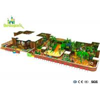 Buy cheap Commercial Center Children Indoor Playground Multiple Themes Custonmiezed product