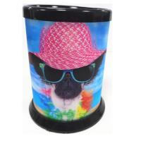 Buy cheap 3D Lenticular Printing Service / Plastic Pencil Holder for School and office product