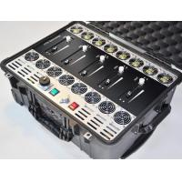 Buy cheap Waterproof Shockproof Cellular Signal Blocker Device , Cell Phone Frequency Jammer product