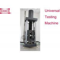 Buy cheap Coupler Tension Compression Cyclic Testing Machine AC133 Standards Self - Centering product