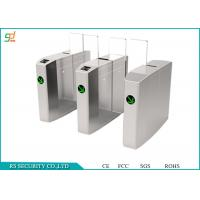 CE Passed Automated Speed Gates, Access Entrance Control Turnstile Solutions
