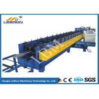 Buy cheap Factory Directly Sell C Purlin Roll Forming Machine High Speed CNC Control  2018 New Type product