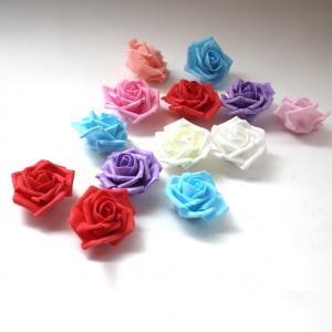 Buy cheap foam flower head artificial wholesale cheap artificial flower from wholesalers