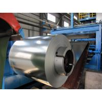 Buy cheap Passivating / Oiling Galvanized Steel Coil For Industry from wholesalers