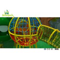 Buy cheap Net Rope Plastic Baby Indoor Playground For Residential Quarters / Community product