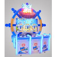 China Ocean Video Fishing Arcade Games Machines Coin Operated Redemption Game For 3 Players on sale
