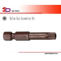 China 1/4 50mm-150mm Hollow Torx Screwdriver Bit  for Industrial Electronics on sale