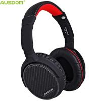 China Ausdom ANC7 Hot Sales Over Ear Apt-X HiFi CD Like Sound Carrying Case Active Noise Cancelling Bluetooth Headphone on sale