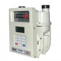 Buy cheap Domestic GPRS Remote Reading Prepaid Gas Meter With AMR / AMI System from wholesalers