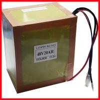 Buy cheap A123 Lifepo4 48V 20AH-16S1P For Electric Scooter from wholesalers