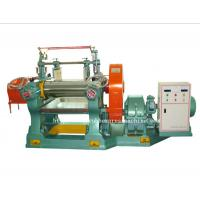 Buy cheap High Efficiency Electric Control System Rubber Mixing Mill Full Automatic product