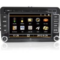 Buy cheap 7 Inch VW DVD Gps Car DVD Player With GPS navigation RDS Audio Radio / Bluetooth from wholesalers