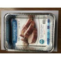 Buy cheap Hygienic Aluminium Foil Container For Baking Food Package Eco Friendly product