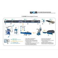 Buy cheap Vertical Edge Deletion Machine , Insulated Glass Equipment CE Certificated product
