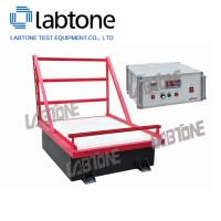 Buy cheap I Inch Displacement Rotary Vibration Tester With ISTA , ASTM Standard 2 ~ 5Hz from wholesalers