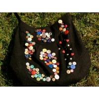 Buy cheap High quality paper button bag product
