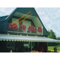 Buy cheap Patio Balcony Motorized Remote Control Automatic Retractable Electric Awning product
