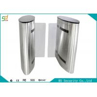 Buy cheap Rfid Card Rearder Speed Gates Automatic  Sliding Barrier Turnstile product
