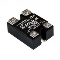 Buy cheap RoHS Low Noise 30mA 24 Volt  Solid State Relay Dc Input Dc Output product