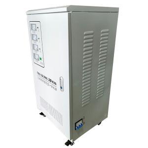 Buy cheap WB-20KVA Manufacturer Three Phase Metallic Type Full Auto AC Servo Motor Type Regulated Power Supply product