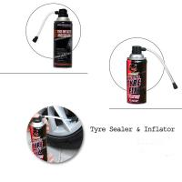 Buy cheap 450ML Emergency Tire Sealant Tyre Sealer Inflator REACH ROHS Certification product