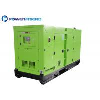 Buy cheap Industrial 120kw 150kva Silent Type Fawde Diesel Generator Soundproof Silent Generator Set product